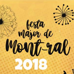 Festa Major de Mont-ral 2018