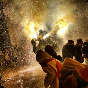 Festa Major la Riera de Gaià, 2018, Drac de Santa Margarida