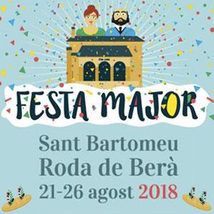 Festa Major de Roda de Berà, 2018
