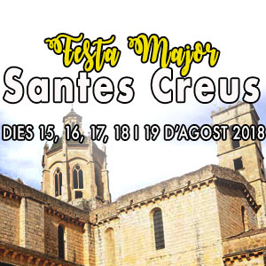 Festa Major de Santes Creus 2018