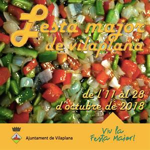 Festa Major, Vilaplana, Camp de Tarragona, 2018
