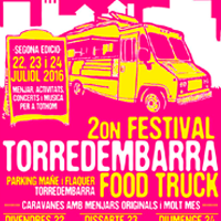 2on Festival Torredembarra Food Truck