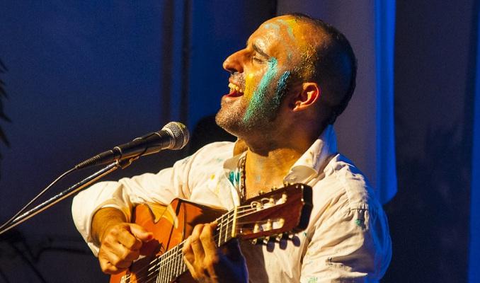 Diego Paqué, músic