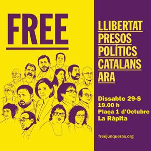 Concert solidari 1-O - La Ràpita 2018