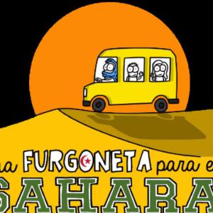 Una furgoneta para el Sahara
