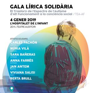 Gala Lírica Solidària a l'Hospitalet de l'Infant