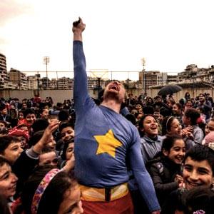 Pallassos sense Fronteres, Espectacle benèfic, circ, infants, Teatre Principal, Valls, Camp de Tarragona, 2018