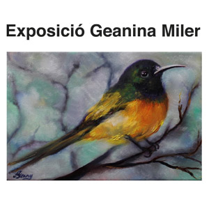 Exposició de Geanina Miler