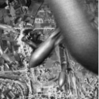 Girona bombardejada