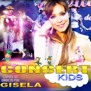 Concert Kids, amb Gisela