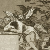 estampa, gravat, Caprichos, Goya, exposició, Almacelles, Segrià, Surtdecasa Ponent