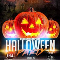 Halloween Party - Amposta 2016