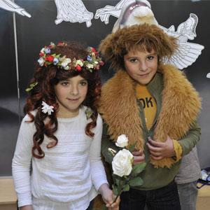 Activitat familiar 'Històries des de l'Olimp'
