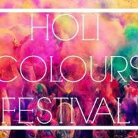 Holi Colours Festival