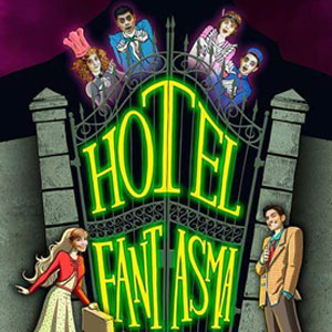 Espectacle intantil 'Hotel Fantasma, el musical' a càrrec de la companyia TMT