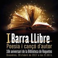 I Barra Lliure - Biblioteca de Roquetes 2017