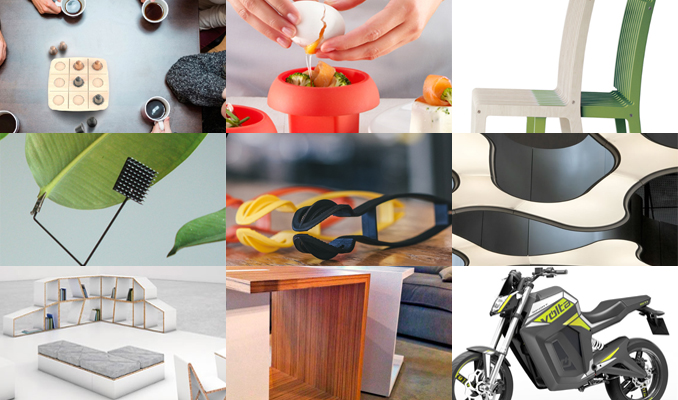 Treballs dels estudis de disseny que participaran a la fira Idea
