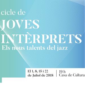 II Cicle Joves Intèrprets de Jazz, 2018,