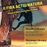 II Fira Actiu Natura - Móra la Nova 2018