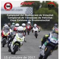 Campionat Mediterrani de Velocitat - Calafat 2017