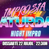 Improsia Saturday
