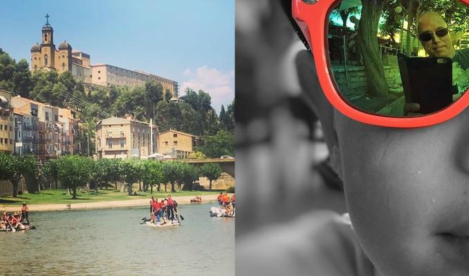 instagram, fotografies, #surtdecasaponent, fotos, juliol, Ponent, Lleida, Balaguer, Tàrrega, Cervera, Vall de Boí, piscina, excursió, 2016