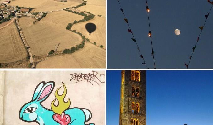 instagram, fotografies, cap de setmana, juliol, estiu, aire lliure, natura, patrimoni, esport, piscina, Surtdecasa Ponent, Lleida