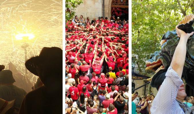 Festes Majors al Penedès