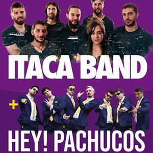 Itaca Band + Hey! Pachucos