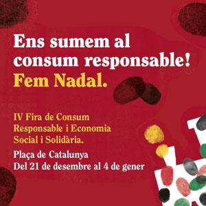 IV Fira de Consum Responsable i d'Economia Social i Solidària - Barcelona 2018