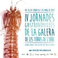 IV Jornades Gastronòmiques de la Galera de les Terres de l'Ebre - 2017