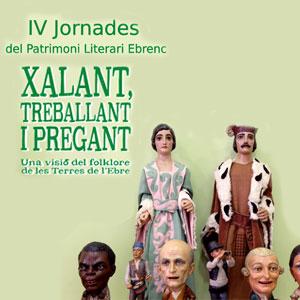 IV Jornades del Patrimoni Literari Ebrenc - Tortosa 2018