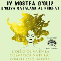 IV Mostra d'olis d'oliva catalans al Priorat - Gratallops 2018
