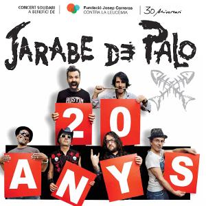 Jarabe de Palo 20 anys