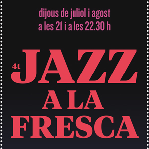 4t Jazz a la fresca, sunset jazz club,