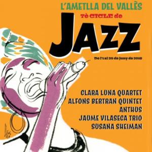 7è Cicle de Jazz de l'Ametlla del Vallès 2018