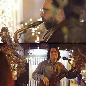 Jazzologie, Concert, Ivan Sàez, Xavier Francín