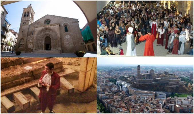 Jornades Europees de Patrimoni, JEP, 2016, Ponent, Lleida, Guissona, Balaguer, Agramunt, Solsona, Cervera