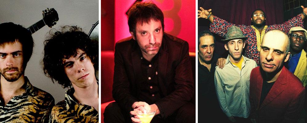 Los Bengala + Mazoni + New York Ska - Jazz Ensemble