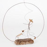 Exposició 'Joan Pons és John Bridges'