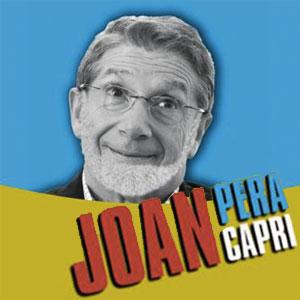 Espectacle 'Joan Pera-Capri' de Joan Pera, 2018