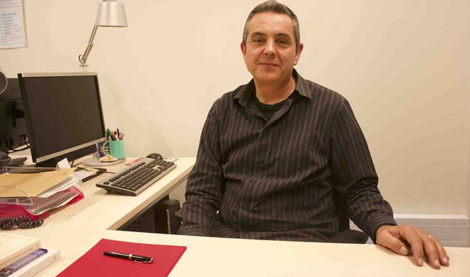 Jordi Ginebra