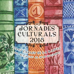 Jornades Culturals - La Ràpita 2018