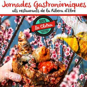 Jornades gastronòmiques de la clotxa - Ribera d'Ebre 2019