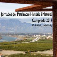 Jornades del Patrimoni Històric i Natural - Campredó 2017