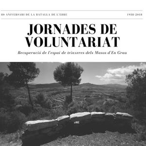 Jornades de Voluntariat - Gandesa 2018