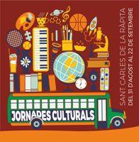 Jornades culturals de la Ràpita 2017