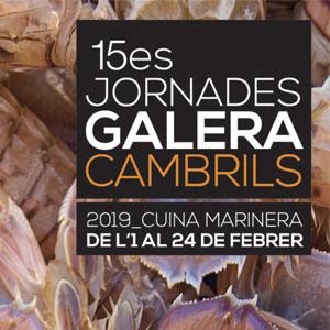 15es Jornades Gastronòmiques de la Galera i la Cuina Marinera de Cambrils