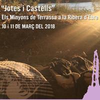 Jotes i Castells - Ribera d'Ebre 2018