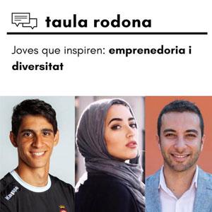 Taula rodona 'Joves que inspiren: emprenedoria i diversitat'